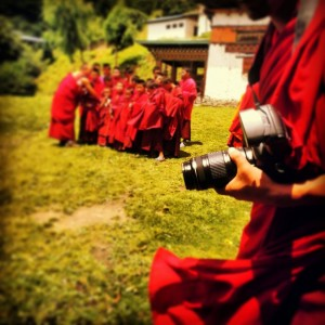 Monks and Photo's